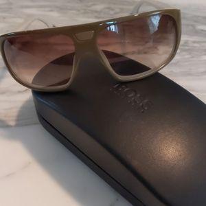 Hugo Boss sunglasses with case